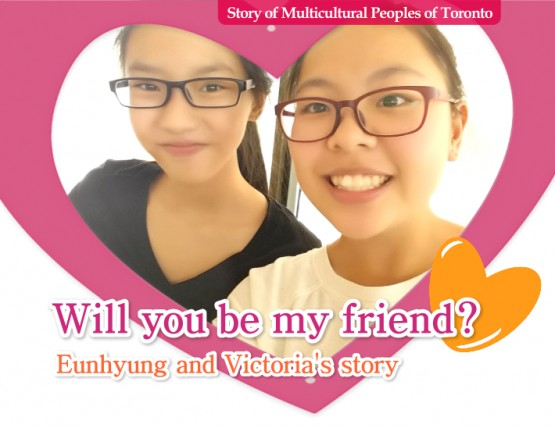 Will you be my friend-Title image
