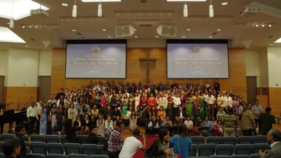CMCA New Life Festival Group Pictures